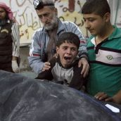 US launches bid to save Syria truce