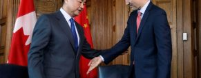 China's Foreign Minister Lectures Canadian Journalist Who Asked About Human Rights – The Atlantic