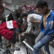 100+ Children Among 338 Killed in Aleppo Attacks This Week, W.H.O. Says
