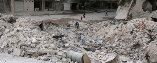 Aleppo Hospital Hit Again – Doctors Ready to Die