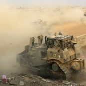 U.N.: ISIS Is Using Tens Of Thousands Of Civilians As Human Shields In Mosul